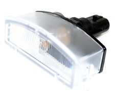Nissan Micra K12 Rear Bumper Number Plate Light Lamp Unit New Genuine 26510BG00A