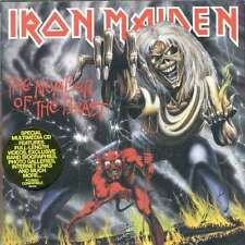 The Number Of The Beast - Iron Maiden CD EMI
