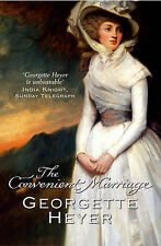 The Convenient Marriage by Georgette Heyer (Paperback, 2005)