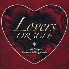NEW Lovers Oracle Heart Shaped Cards Deck Toni Carmine Salerno