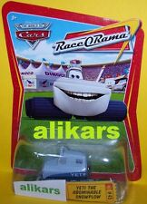 R - YETI THE ABOMINABLE SNOWPLOW - #45 Race O Rama Collection ROR Disney Cars