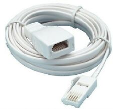 BT TELEPHONE EXTENSION LEAD CABLE (LENGTH 20M)