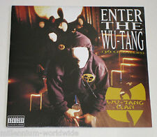 "SEALED & MINT - ENTER THE WU-TANG (36 CHAMBERS) - 12"" VINYL LP - RECORD ALBUM"