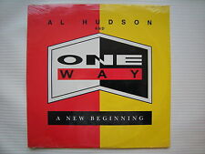 Al Hudson & One Way - A New Beginning, Capitol C1-48990 Sealed Unplayed Copy