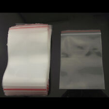 hid 200Pcs 11*6cm Self Adhesive Seal Jewelry Bags OPP Clear For Packaging New