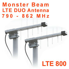 800 MHz Monster Beam Antenne, 4G LTE 800, 10m Kabel FME auf SMA (Telekom)