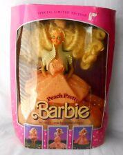 Vintage Mattel Barbie Doll Peach Pretty  Special Limited Edition NIB