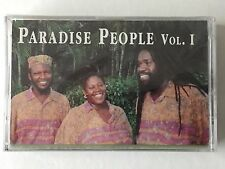 Paradise People, Cassette, SEALED - NEW, 1990s Caribbean Music, Calypso/Reggae
