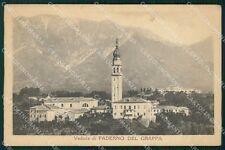 Treviso Paderno del Grappa cartolina VK1325