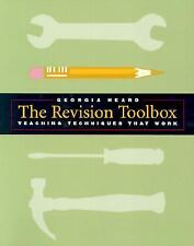 The Revision Toolbox: Teaching Techniques That Work, Heard, Georgia, Very Good B