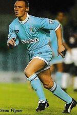 Football Photo SEAN FLYNN Coventry City 1994-95