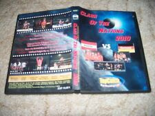 Top Catch Euro Wrestling DVD Clash of the Nations 2010 WWF WWE WCW TNA ECW wXw