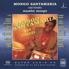 Mongo Santamaria And Friends-Mambo Mongo SACD NEW