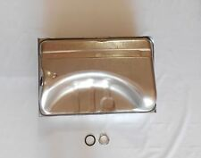 Mopar 67 Dart / Valiant / Barracuda 1967 Galvanized gas fuel tank CR11B