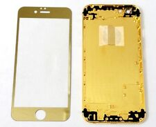 High Quality 24K Gold Plated Battery Back Housing Mid-Frame  for iPhone 6 4.7""