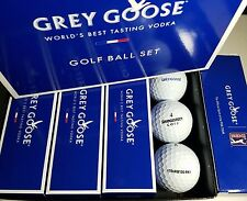 Golf Balls, Grey Goose Vodka Logo, Bridgestone B330RX Pro Tour Distance, 1 Dozen