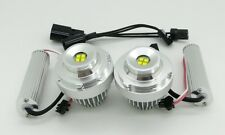 BMW 5 Series E60 LCI Xenon White LED Angel Eyes Rings Upgrade - 60W CREE