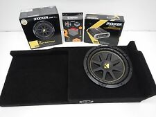 2007 to 2013 GMC Sierra Extended cab Subwoofer Box enclosure Ext Cab speaker