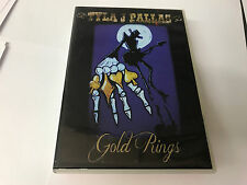 Tyla J. Pallas ‎– Gold Rings : King Outlaw Records ‎– RARE 2 × CD The Dogs D'Amo