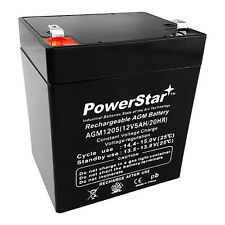 NEW Rechargeable SLA Battery 12V 4.5Ah for Home Alarm Security System