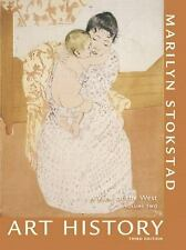 Art History: A View of the West, Volume 2 (3rd Edition), Marilyn Stokstad, Good