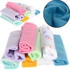 Hot 8 Pcs Soft Baby Newborn Children Bath Washcloth Towels For Bathing Feeding