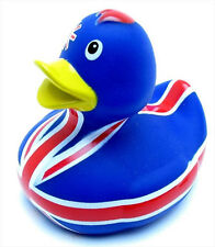 Union Jack Rubber Duck - All Over Design From Yarto
