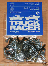 Tamiya 58136 Toyota Prerunner/58146 Chevy S-10, 9465485/19465485 Screw Bag A NIP