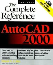 The Complete Reference: AutoCAD 2000 : The Complete Reference by David S....