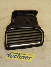 Luftdüse rechts mit Warnblinker Schalter Volkswagen VW Golf VI 5K0819710