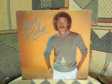 LIONEL RICHIE - self titled - MOTOWN 6007ML - SEALED LP  no bar code