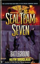 Seal Team Seven: Battleground by Keith Douglass (1998, Paperback)