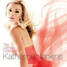 KATHERINE JENKINS ( NEW CD ) ULTIMATE COLLECTION / GREATEST HITS / VERY BEST OF