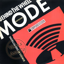 DEPECHE MODE - Behind The Wheel [Shep Pettibone Remix] UK 1987 MAXI 45 TOURS 12""