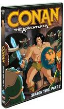 CONAN THE ADVENTURER: SEASON TWO PART 2 (Janyse Jaud) - DVD - Region 1 Sealed
