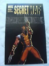 MARVEL SECRET WAR #2 1ST APP. DAISY SKYE JOHNSON (QUAKE) AGENTS OF SHIELD