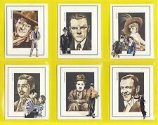 FILM  STARS  -  LEGENDS  OF  HOLLYWOOD  -  SET  OF  L 20  CARDS - 1991