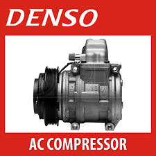 DENSO A/C Compressor - DCP50074 - Air Conditioning Part - Genuine DENSO OE Part