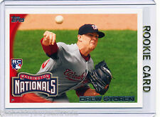 RC~DREW STOREN 2010 Topps Update ROOKIE CARD~'10~SEATTLE MARINERS~SEA~MLB~STORIN