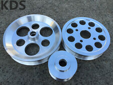Lightweight pulley kit for 98-05 Lexus GS300 IS300 2JZ 2JZGE