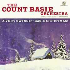 COUNT BASIE - A VERY SWINGIN BASIE CHRISTMAS - CD - Sealed