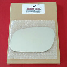 NEW Mirror Glass 98-11 CROWN VICTORIA MARQUIS Driver Side LH **FAST SHIPPING**