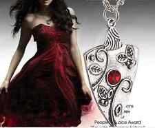 1Pc Fashion Antique Silver Vampire Diaries Chain Pendant Necklace Gift