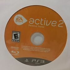 EA Sports Active 2 (Sony PlayStation 3) DISC ONLY #9187