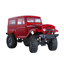 1/10 Scale Electric 4wd Off Road ​Rc Car Rock Crawler Rock Cruiser Climbing_US