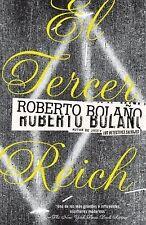 El Tercer Reich by Roberto Bolaño (2010, Paperback)