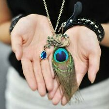VINTAGE OWL PENDANT LONG CHAIN NECKLACE LOTS OF DIFFRENT VARIETY FAST DELIVERY