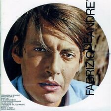 Fabrizio De Andre' - Volume 1 24 Bit Remastered CD RICORDI VIDEO