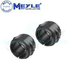 2x Meyle (Germany) Anti Roll Bar Stabiliser Bushes Rear Axle No: 036 010 0011