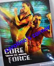 NEW BEACHBODY Core De Force BASE 3 DVD SET MMA Joel Freeman & Jericho McMatthews